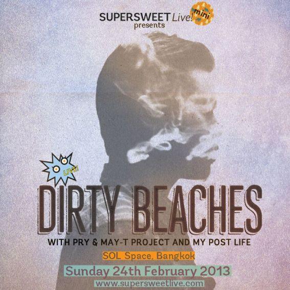 Dirty Beaches Bkk